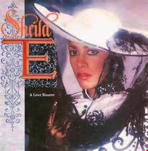 SHELIA E AND  PRINCE A Love Bizarre