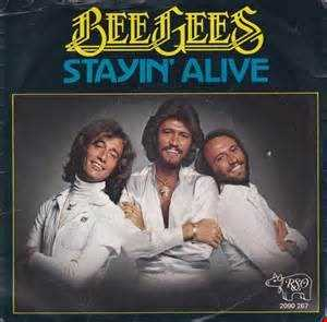 Bee Gees  Stayin Alive