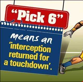 Sunday Night Pick 6 Volume 1