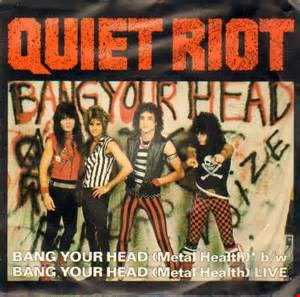 Re Bang your head