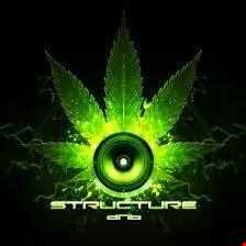 DJ STRUCTURE (UK)   D&B ON BRAINSMUDGE RADIO   08 01 2017 (1)