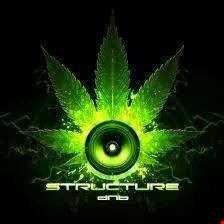 DJ STRUCTURE (UK)   DNB SET FROM BRAINSMUDGE RADIO   22 11 2016