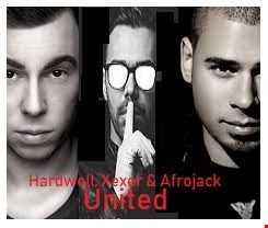 ✪ Hardwell Xexer & Afrojack United Session 44 (Electro EDM)