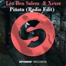 Léo Ben Salem  & Xexer  Piñata (Radio Edit)