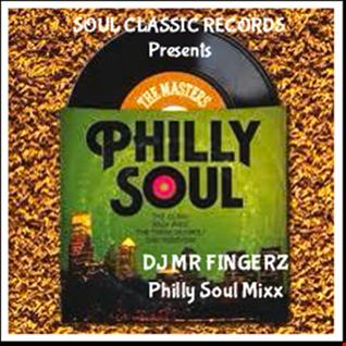 Soul Classic Records Present Philly Soul Feat DJ Mr Fingerz