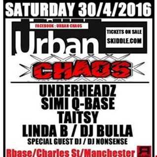 UnderHeadz - Urban Chaos Promo Mix