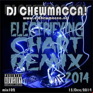 DJ Chewmacca! - mix102 - Electrifying Chart Remix 2014