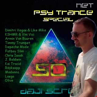 Never Enough of Trance episode 0050 (Psy Trance Special)