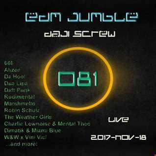 Daji Screw - EDM Jumble 081