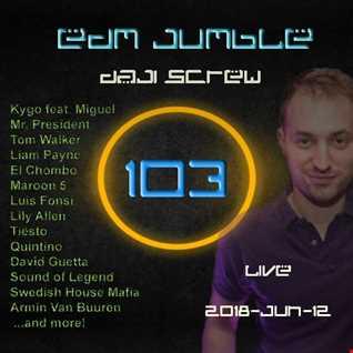 Daji Screw - EDM Jumble 103