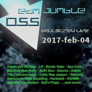 EDM Jumble 055 - Daji Screw live 2017-02-04