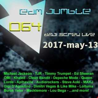 EDM Jumble 064 - Daji Screw live 2017-05-13