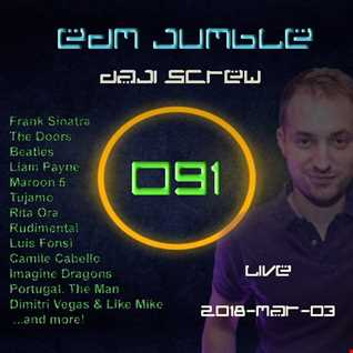 Daji Screw - EDM Jumble 091