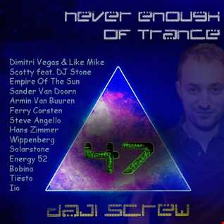 Never Enough of Trance episode 0047