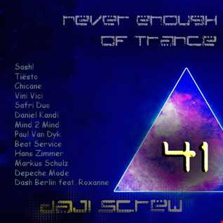Never Enough of Trance episode 0041