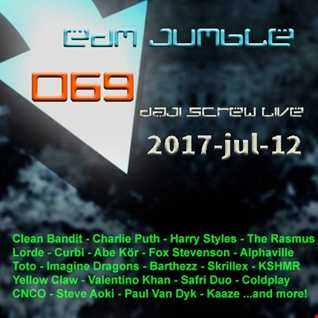 EDM Jumble 069 - Daji Screw live 2017-07-12