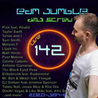 Daji Screw - EDM Jumble 142 (Anonymous Night Intro Mix 2020-01-11)