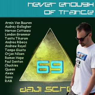 Never Enough of Trance episode 0069