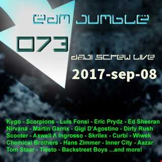 EDM Jumble 073 - Daji Screw live 2017-09-08