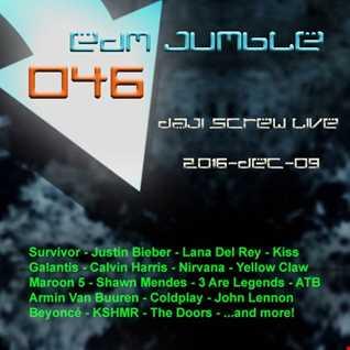 EDM Jumble 046 - Daji Screw live 2016-12-09
