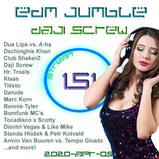 Daji Screw - EDM Jumble 151 (live stream may/04; 2nd hour)