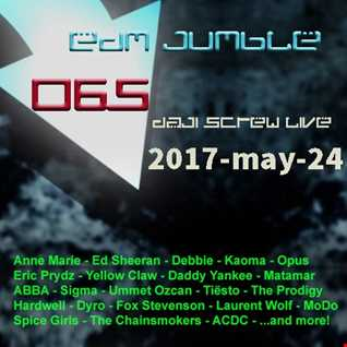 EDM Jumble 065   Daji Screw live 2017 05 24