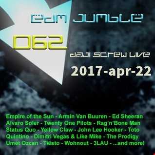 EDM Jumble 062 - Daji Screw live 2017-04-22