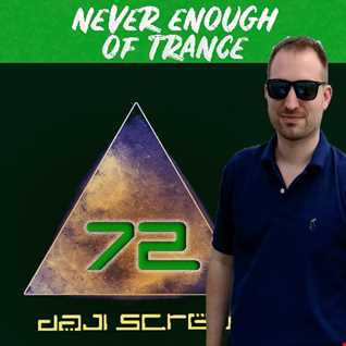 Never Enough of Trance episode 0072