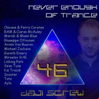 Never Enough of Trance episode 0046