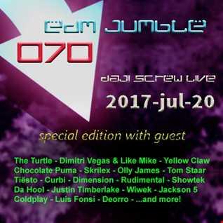 EDM Jumble 070 - Daji Screw live 2017-07-21