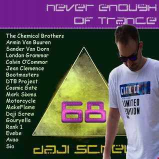 Never Enough of Trance episode 0068