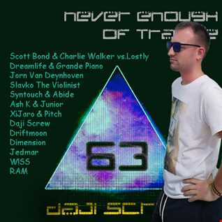 Never Enough of Trance episode 0063