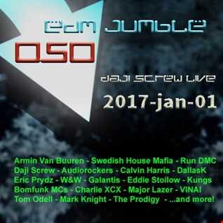 EDM Jumble 050 - Daji Screw live 2017-01-01