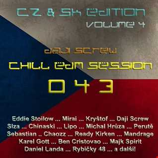 Daji Screw - Chill EDM Session 043 (CZ & SK Edition vol. 4)