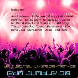 EDM Jumble 020 - Daji Screw live 2016-03-05