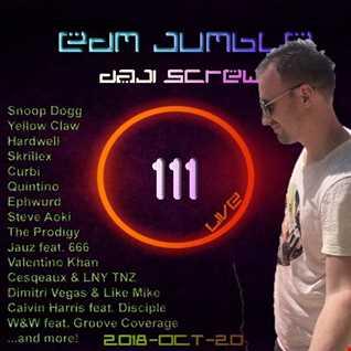 Daji Screw - EDM Jumble 111 (Club Session)