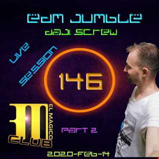 Daji Screw - EDM Jumble 146 (live 2020-02-14 Part II; the main party)