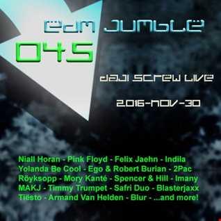 EDM Jumble 045 - Daji Screw live 2016-11-30