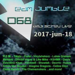 EDM Jumble 068 - Daji Screw live 2017-06-18