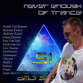 Never Enough of Trance episode 0051