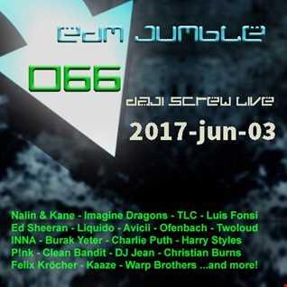 EDM Jumble 066 - Daji Screw live 2017-06-03