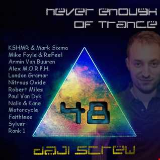 Never Enough of Trance episode 0048