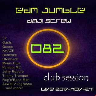 Daji Screw - EDM jumble 082 (club session)