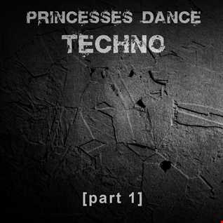 Princesses Dance Techno  [part 1]