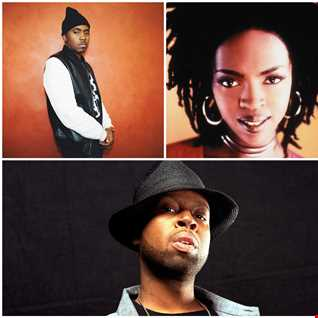 DO THE WORLD (DJ HONEE T BLEND) NAS x LAURYN HILL x J DILLA