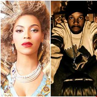 GALACTIC LADIES (DJ HONEE T BLEND) BEYONCE' x J DILLA