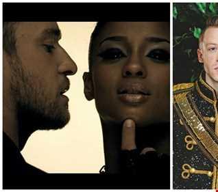 ST. LOVE (DJ HONEE T BLEND) CIARA & JUSTIN TIMBERLAKE x MACKLEMORE & RYAN LEWIS
