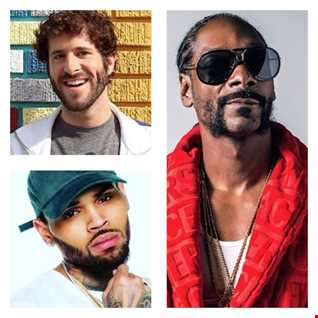 FRILLATE (DJ HONEE T BLEND) LIL DICKY & CHRIS BROWN x SNOOP DOGG