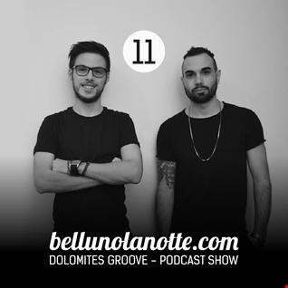 Dolomites Groove Podcast 11
