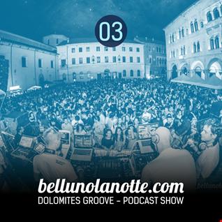 bellunolanotte podcast 003 omar b dj